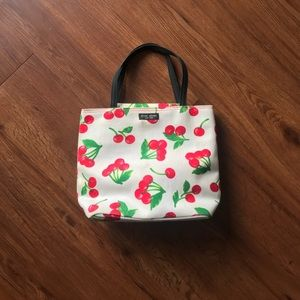 Limited Edition Kate Spade Cherry Handbag
